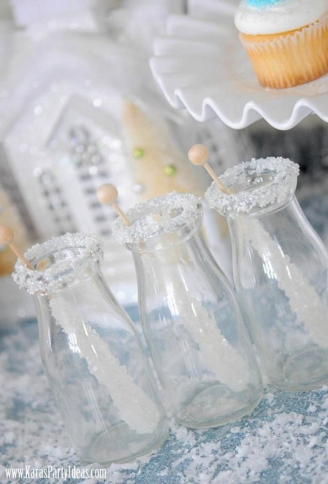 Up on the Housetops Holiday Christmas Party via Kara's Party Ideas- www.KarasPartyIdeas.com-51