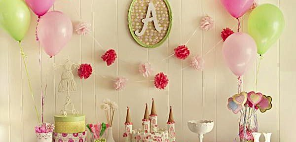 Whimsical Princess Third Birthday Party via Kara's Party Ideas - www.KarasPartyIdeas.com