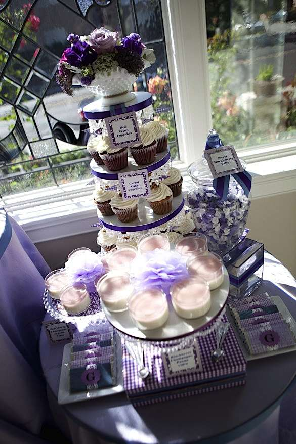 Baby Shower Food Ideas Baby Shower Ideas In Purple
