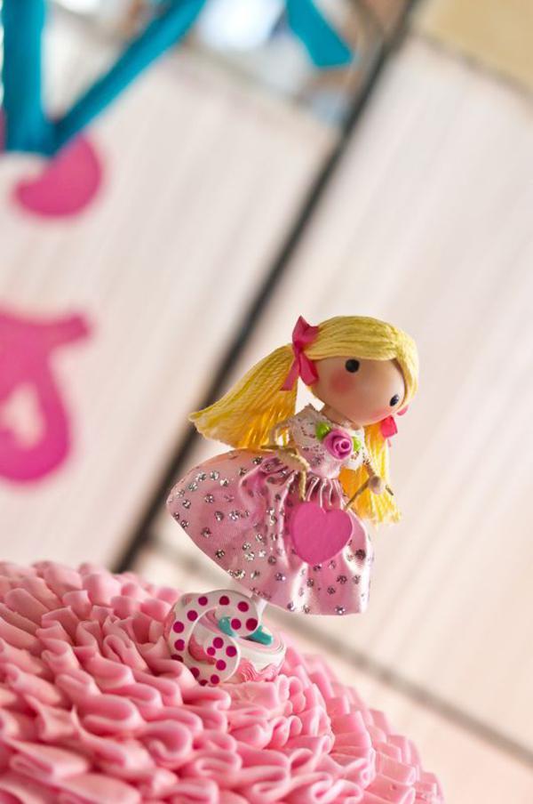 Kara\'s Party Ideas Dress-Up Girl Fashion Princess 4th Birthday Party ...
