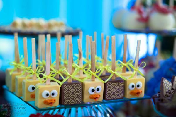 Karas Party Ideas Sailor Duck Boy Nautical Ducky 1st Birthday