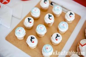 Doctor Nurse themed birthday or graduation party via Kara's Party Ideas www.KarasPartyIdeas.com-69