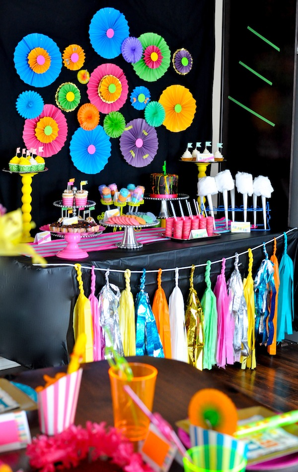 90s Party Decorations Supplies Karas Ideas Shop