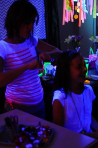 Neon Glow in the Dark Party-351