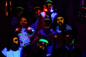Neon Glow in the Dark Party-378