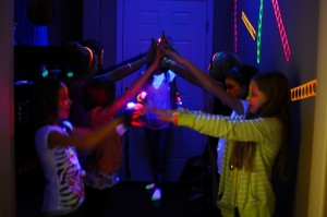 Neon Glow in the Dark Party-396
