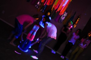 Neon Glow in the Dark Party-405