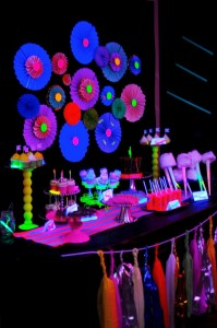 Neon Glow in the Dark Party-433