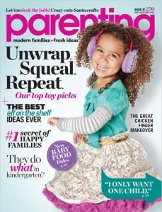 Parenting Magazine Kara Allen editorial advisory board karaspartyideas.com