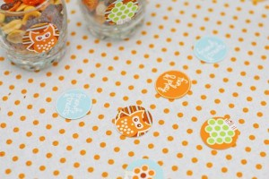 Woodlandowlboysfirstbirthdaydesserttable-TableConfetti_zps13ca2fdf_600x400