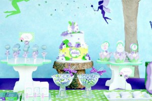 tinkerbell cake table_600x400