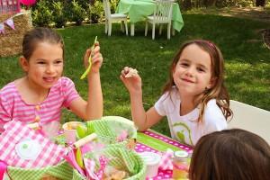 Apple of my eye themed birthday party via Kara's Party Ideas karaspartyideas.com #girl #party #idea #apple #pink #birthday-40