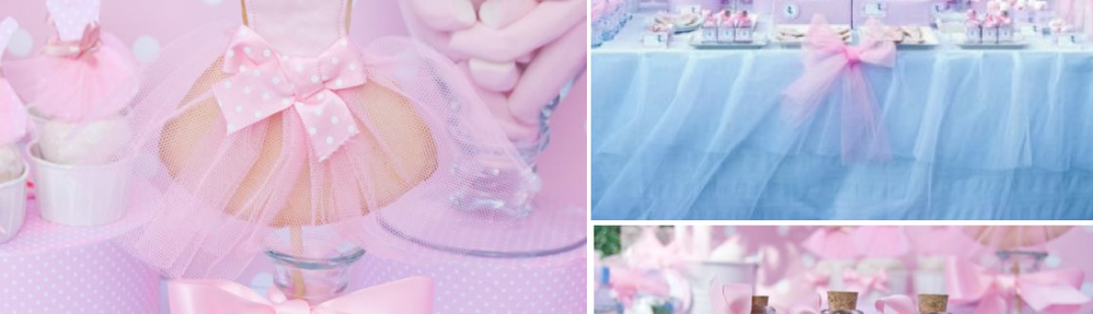 Ballerina themed birthday party via Kara's Party Ideas karaspartyideas.com #ballerina #girl #party #ideas