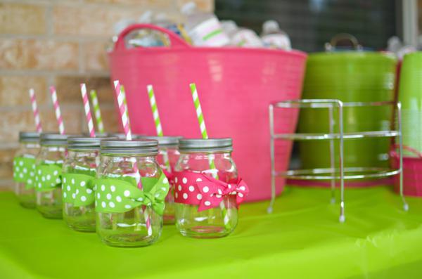 Karas Party Ideas Watermelon Fruit Summer Girl 1st Birthday