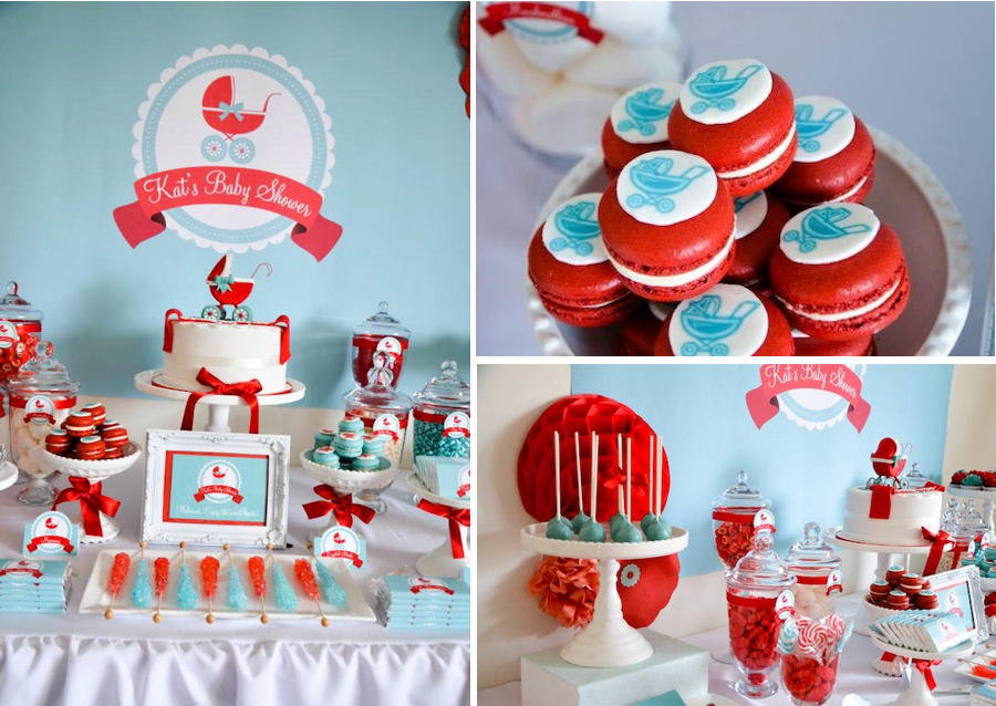 Baby shower ideas for boys best baby decoration for Baby shower decoration ideas for boys