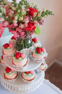 Strawberry Shortcake Birthday Party via Kara's Party Ideas karaspartyideas.com #strawberry #shortcake #party #ideas-17
