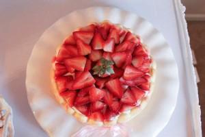 Strawberry Shortcake Birthday Party via Kara's Party Ideas karaspartyideas.com #strawberry #shortcake #party #ideas-18