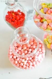 Valentine's party kissing booth via Kara's Party Ideas karaspartyideas.com-189