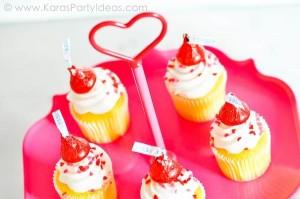 Valentine's party kissing booth via Kara's Party Ideas karaspartyideas.com-263