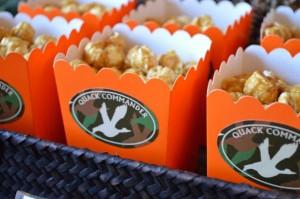 Duck Dynasty Themed birthday party via Kara's Party Ideas KarasPartyIdeas.com #duck #dynasty #show #themed #party #food #decor #ideas #cake #idea (29)