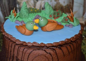 Duck Dynasty Themed birthday party via Kara's Party Ideas KarasPartyIdeas.com #duck #dynasty #show #themed #party #food #decor #ideas #cake #idea (22)