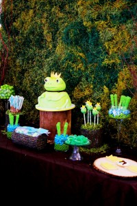 Frog Prince Baby Shower via Kara's Party Ideas karaspartyideas.com #frog #prince #baby #shower #idea #birthday #party #ideas #cake #decorations #supplies (16)