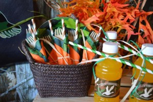 Duck Dynasty Themed birthday party via Kara's Party Ideas KarasPartyIdeas.com #duck #dynasty #show #themed #party #food #decor #ideas #cake #idea (2)