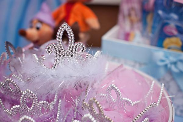 Karas Party Ideas Disney Princess Cinderella Girl 1st Birthday