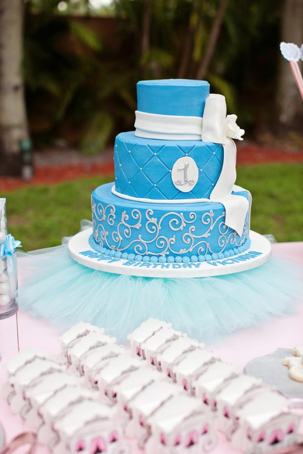 Kara S Party Ideas Cinderella Princess Themed Birthday