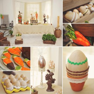 Vintage Spring Easter Egg Hunt Party via Kara's Party Ideas karaspartyideas.com #easter #spring #egg #hunt #children's #ideas #party #treats #recipes #decorations #supplies (181)