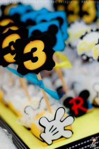 Mickey Mouse Musketeer + Mouseketeer themed birthday party via Kara's Party Ideas Mickey Mouse Party Supplies Shop (39)