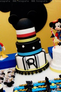Mickey Mouse Musketeer + Mouseketeer themed birthday party via Kara's Party Ideas Mickey Mouse Party Supplies Shop (37)