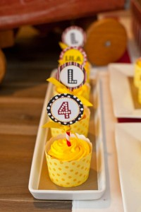 Vintage Movie Themed Birthday Party via Kara's Party Ideas KarasPartyIdeas.com #vintage #movie #party #birthday #planning #ideas #cake #decorations #favors #idea #supplies (32)