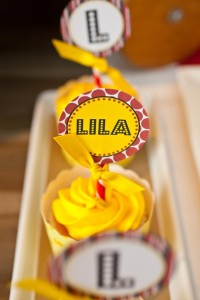 Vintage Movie Themed Birthday Party via Kara's Party Ideas KarasPartyIdeas.com #vintage #movie #party #birthday #planning #ideas #cake #decorations #favors #idea #supplies (31)