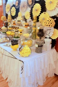 What will it BEE Baby Shower via Kara's Party Ideas karaspartyideas.com #gender #reveal #baby #shower #what #will #it #BEE #idea (31)