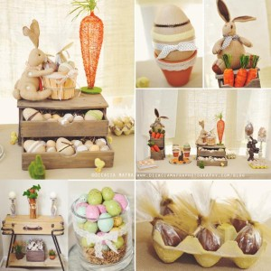 Vintage Spring Easter Egg Hunt Party via Kara's Party Ideas karaspartyideas.com #easter #spring #egg #hunt #children's #ideas #party #treats #recipes #decorations #supplies (180)