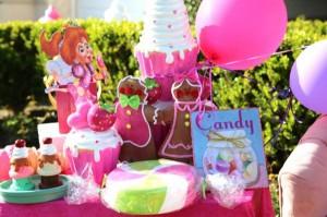 Candyland Candy Land themed birthday party via Kara's Party Ideas | KarasPartyIdeas.com #candyland #candy #land #sweet #shoppe #birthday #party #ideas #cake #decor #idea (8)