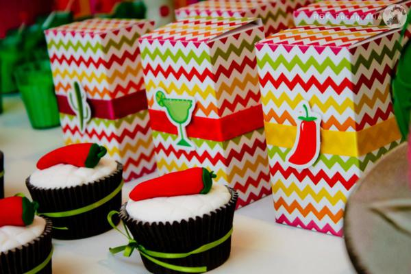Items used in this party ... & Karau0027s Party Ideas Mexican Fiesta Themed Family Adult Birthday Party ...