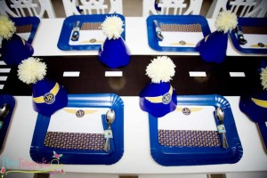 Airplane + Airline + Plane themed 1st birthday party via Kara's Party Ideas karaspartyideas.com #airplane #plane #airline #themed #birthday #party #idea #ideas #cake #decorations #favors #boys #dessert #games (29)