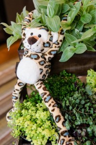 Safari Jungle themed birthday party via Kara's Party Ideas #jungle #safari #birthday #party #ideas #cake #idea #baby #shower #1st #decorations #supplies (41)