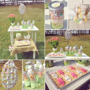 Vintage Spring Easter Egg Hunt Party via Kara's Party Ideas karaspartyideas.com #easter #spring #egg #hunt #children's #ideas #party #treats #recipes #decorations #supplies (178)