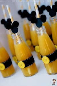 Mickey Mouse Musketeer + Mouseketeer themed birthday party via Kara's Party Ideas Mickey Mouse Party Supplies Shop (28)