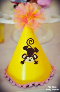 Girly monkey themed birthday party via Kara's Party Ideas karaspartyideas.com #girly #monkey #themed #party #ideas #idea #birthday (21)