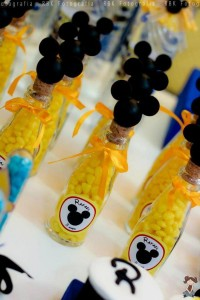 Mickey Mouse Musketeer + Mouseketeer themed birthday party via Kara's Party Ideas Mickey Mouse Party Supplies Shop (27)