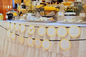What will it BEE Baby Shower via Kara's Party Ideas karaspartyideas.com #gender #reveal #baby #shower #what #will #it #BEE #idea (23)