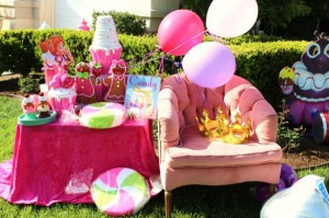 Candyland Candy Land themed birthday party via Kara's Party Ideas | KarasPartyIdeas.com #candyland #candy #land #sweet #shoppe #birthday #party #ideas #cake #decor #idea (6)