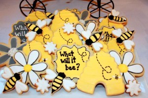 What will it BEE Baby Shower via Kara's Party Ideas karaspartyideas.com #gender #reveal #baby #shower #what #will #it #BEE #idea (22)