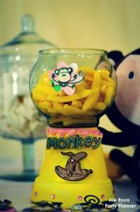 Girly monkey themed birthday party via Kara's Party Ideas karaspartyideas.com #girly #monkey #themed #party #ideas #idea #birthday (10)