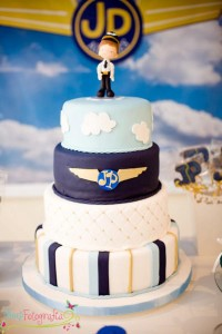 Airplane + Airline + Plane themed 1st birthday party via Kara's Party Ideas karaspartyideas.com #airplane #plane #airline #themed #birthday #party #idea #ideas #cake #decorations #favors #boys #dessert #games (12)