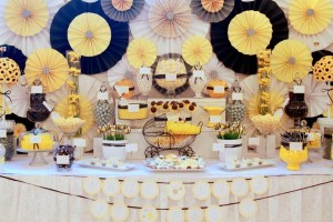 What will it BEE Baby Shower via Kara's Party Ideas karaspartyideas.com #gender #reveal #baby #shower #what #will #it #BEE #idea (16)